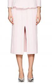 Mixed Compact Knit Pencil Skirt at Barneys