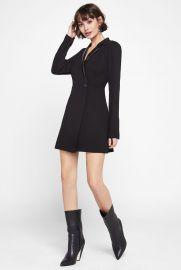 Mixed-Media Blazer Dress at Bcbgeneration