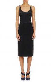 Mixed-Media Sheath Dress by Narciso Rodriguez at Barneys Warehouse