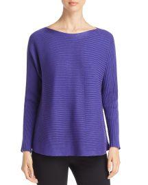Mixed Rib Sweater at Bloomingdales