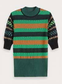 Mixed Sweater  at Scotch and Soda