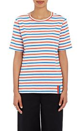 Modern Striped Cotton Tshirt at Barneys