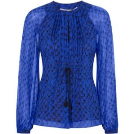 Mollie Blouse at DvF