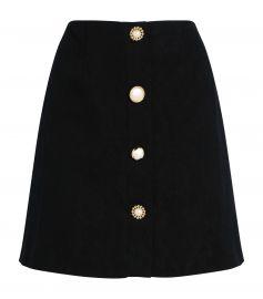 Molly Jacquard Mini Skirt at Harrods