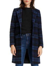 Molly Plaid Coat by Lini at Bloomingdales