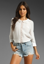 Mona's free people top at Revolve at Revolve