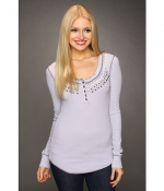 Money Maker Thermal by Free People at 6pm