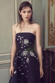 Monique Lhuillier Spring 2019 Collection Dress at Vogue