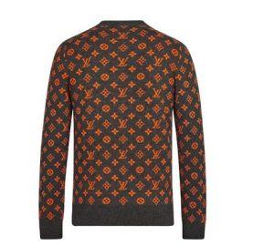 Monogram Cashmere Bi-color Sweaters by Louis Vuitton at Louis Vuitton