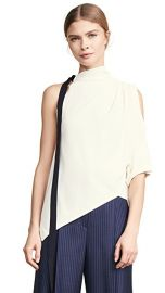 Monse Asymmetrical Halter Tee at Shopbop
