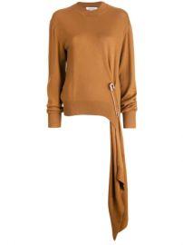 Monse Loose Knit Sweater - Farfetch at Farfetch