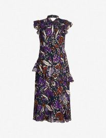 Montrose Dobby Midi Dress at Whistles