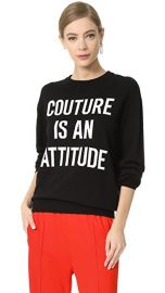 Moschino Intarsia Sweater at Shopbop