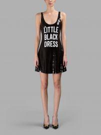 Moschino Little Black Dress at Antonioli