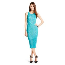 Mossimo Burnout Bodycon Dress at Target