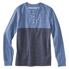 Mossimo Henley Tee at Target