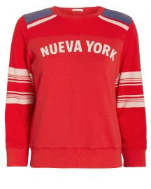 Mother Nueva York Sweatshirt at Intermix