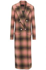 Mother of Pearl Mable Coat at The Outnet