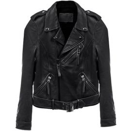 Moto Jacket at Linea Pelle