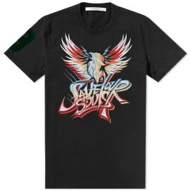 Motocycle Tour Tee by Givenchy at End Clothing