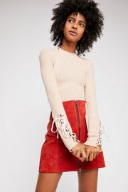 Mountaineer Cuff Top at Free People