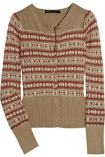 Mouses' Marc Jacobs cardigan at Net A Porter