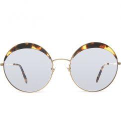 Mu51q Round Sunglasses at Selfridges