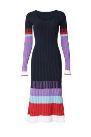 Multi Ribbed Dress Prabal Gurung at Rent The Runway