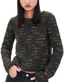 Multicolred knit Sweater by Zara at Zara