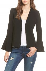 Mural Bell Sleeve Jacket at Nordstrom