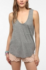 Muscle tank by Truly Madly Deeply at Urban Outfitters