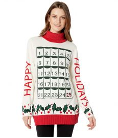 My Holiday Advent Calendar Sweater at Zappos