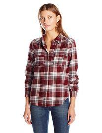 Mya Plaid Shirt by Paige at Amazon