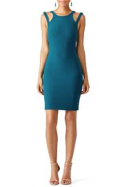 Myrtle Green Chrystie Dress at Rent The Runway