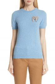 N  21 Embellished Cashmere Sweater at Nordstrom