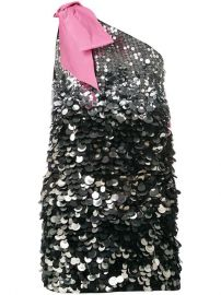 N  21 Sequin one-shoulder Dress - Farfetch at Farfetch