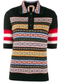 N  21 Wool Polo Shirt - Farfetch at Farfetch