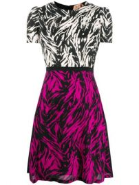 N  21 Zebra Print Dress - Farfetch at Farfetch