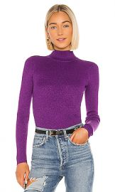 NBD Alter Ego Sweater in Purple from Revolve com at Revolve
