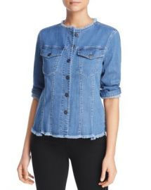 NIC and ZOE NIC ZOE Ease Of Mind Denim Jacket Women - Bloomingdale s at Bloomingdales
