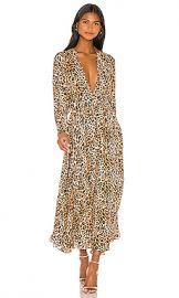 NICHOLAS Maxi Dress in Leopard from Revolve com at Revolve