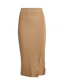 NSF Ribbed Skirt at Intermix