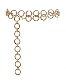 Nadia Chain Belt by B-Low The Belt at Intermix