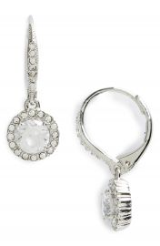Nadri Cubic Zirconia Drop Earrings at Nordstrom