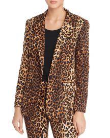 Nahla Leopard Print Blazer at Bloomingdales