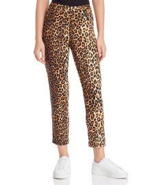 Nahla Leopard Print Pants at Bloomingdales