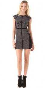 Nailhead dress by Rebecca Taylor at Shopbop at Shopbop