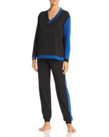 Naked Color-Block Pajama Set Women - Bloomingdale s at Bloomingdales