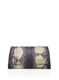 Nancy Gonzalez - Slicer Clutch at Saks Fifth Avenue