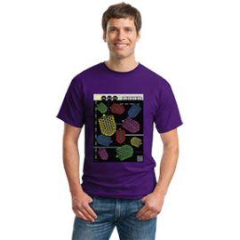 Nano Tubes Tshirt at Thinker Collection